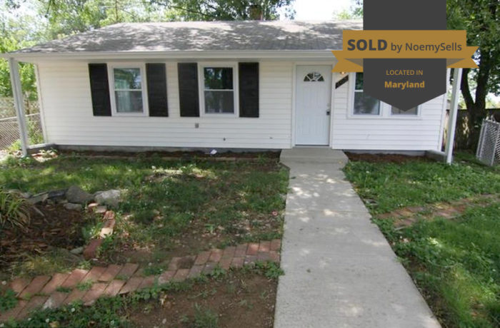 SOLD in Oxon Hill, MD 20745