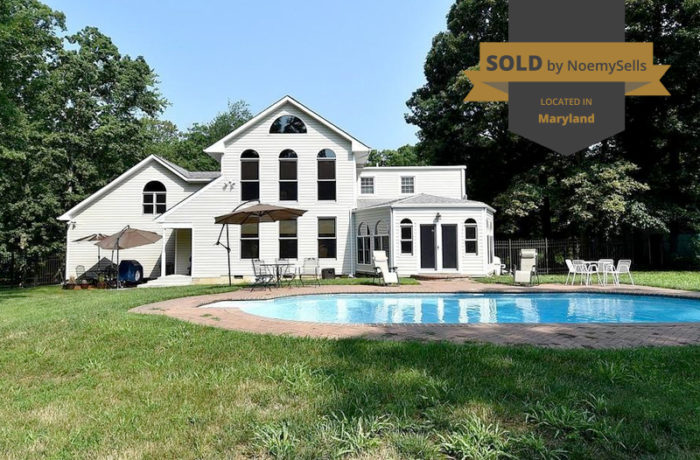 SOLD in Accokeek, MD 20607