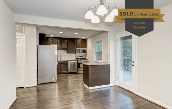 SOLD in Woodbridge, VA 22193