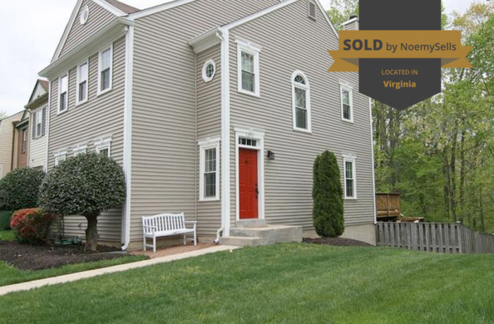 SOLD in Woodbridge, VA 22192