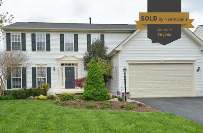 SOLD in Gainesville, VA 20155