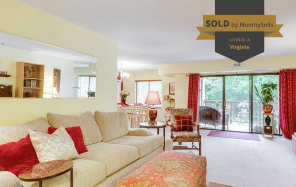 SOLD in Alexandria, VA 22304
